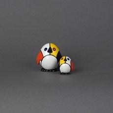 Sculptuur Pinguïns