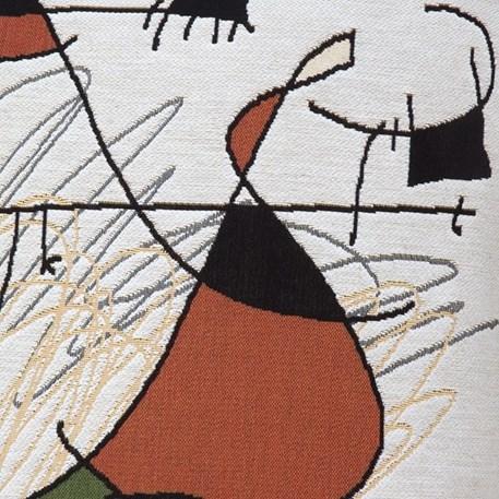 Detail Kussen Poule