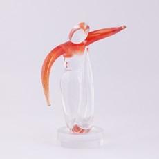 Glassculptuur Zeemeermin