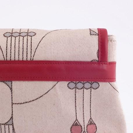 Detail Enveloptasje Rouge Allure