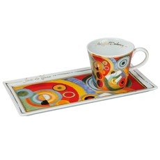 Koffieset Delaunay