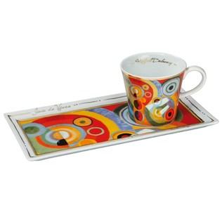 voorbeeld van een van onze Thee & Koffie