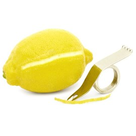 Citrusset Peeler & Schenktuit Yellow