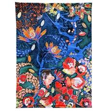 Wandkleed De Tuin der Creatie