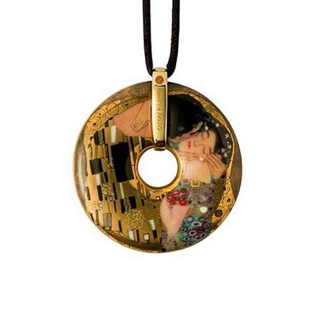 Collier Klimt - De Kus