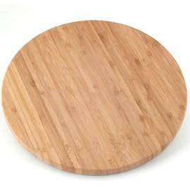 Bamboe Draaiplateau Round