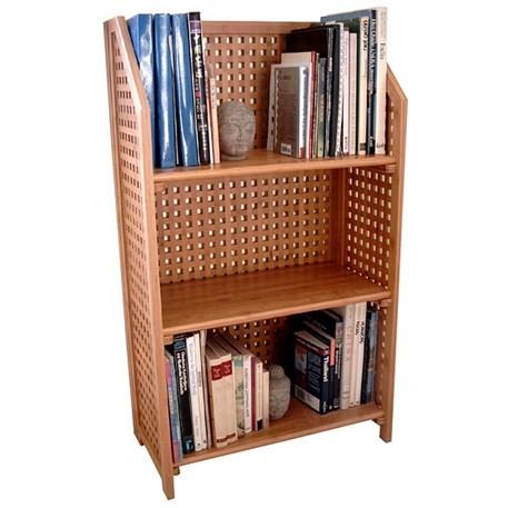 Bamboe Opbouwbaar Boekenkastje