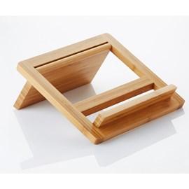 iPad- / Kookboekstandaard Bamboo