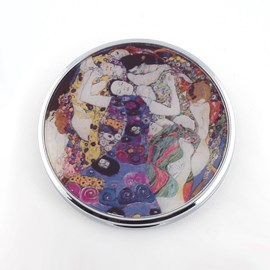 Tasspiegel Klimt - Jungfrau