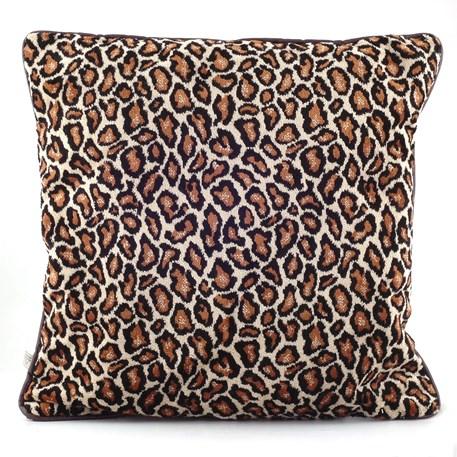 Kussen Leopard