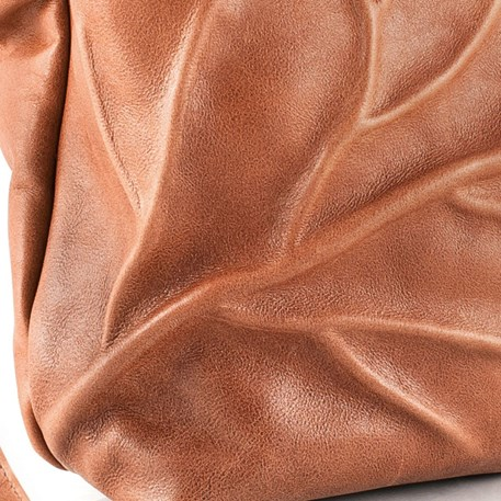 Detail Shopper Retro Cognac