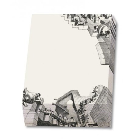 Noteblock Escher