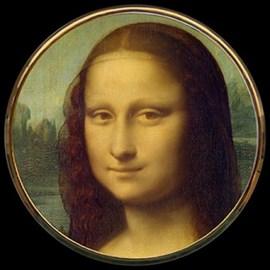 Tasspiegel Mona Lisa
