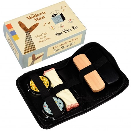 Retro Bicycle Repairkit & Shoe Polish Kit