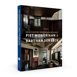 Boek Mondriaan & Van der Leck   De uitvinding van een nieuwe kunst