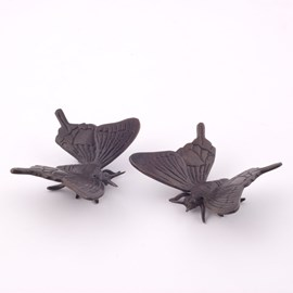 Sculptuur Vuurvlinders