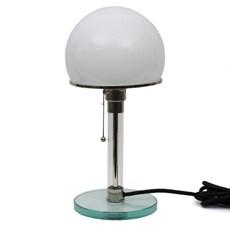Bureau/Tafellamp Bauhaus Wagenfeld in 4 uitvoeringen