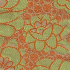 Meubel-/Gordijnstof Waterlelies