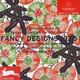 Boek Fancy Designs 1920