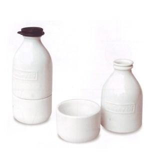 voorbeeld van een van onze Melk en Suiker