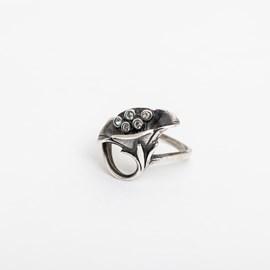 Klaproos Ring