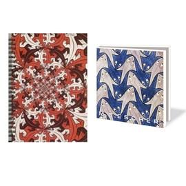 Notitieboek & Kaartenmapje Escher | Symmetrie