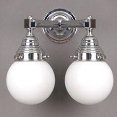 Badkamerlamp Bol V-Vorm
