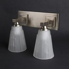 Badkamerlamp Duplo Dubbel