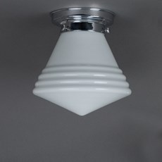 Plafonnière Luxe School Badkamerlamp