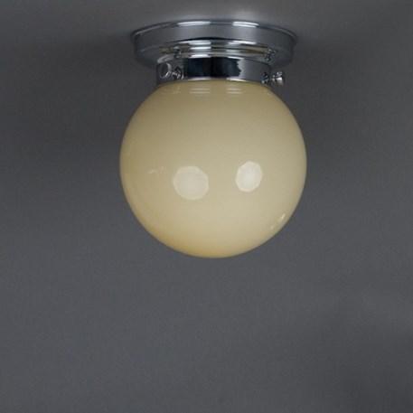 Badkamerlamp Plafonnière Bol in