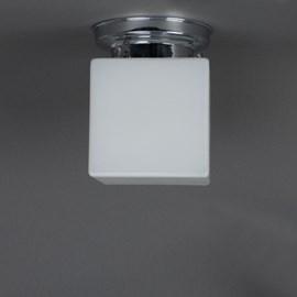 Badkamerlamp Plafonnière Kubus