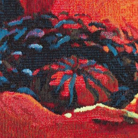 Detail Wandtapijt  Desiree