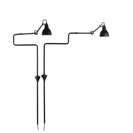 La Lampe Gras Wandlamp Souples groot
