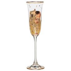 Feestelijk Glas met De Kus