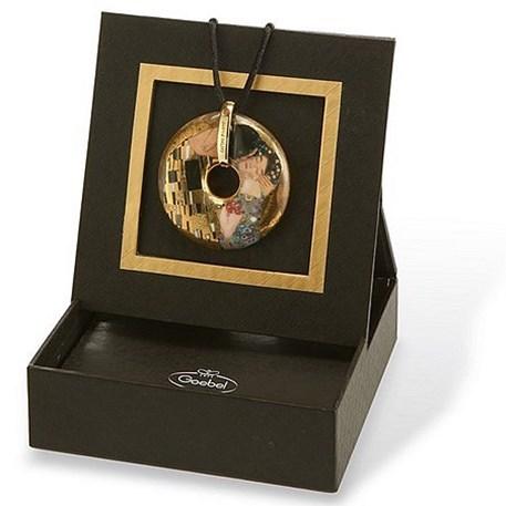 Display Collier Klimt - De Kus
