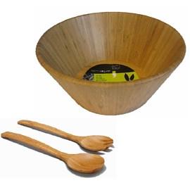 Bamboe Slakom en Slabestek Conisch