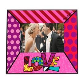 Fotolijst Pink Love - Romero Britto