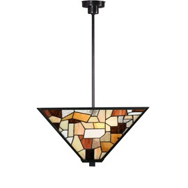 Tiffany Strakke Hanglamp Fallingwater