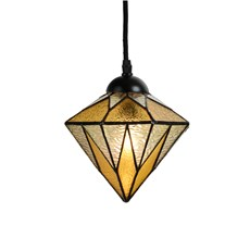 Tiffany Hanglamp Aiko Yellow
