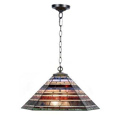 Tiffany Hanglamp Industrial Large