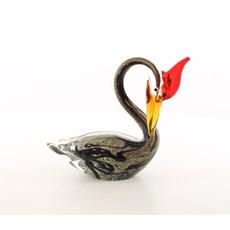 Glassculptuur Watervogel