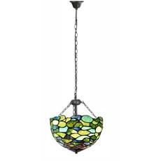 Tiffany Hanglamp Hortensia met 3 kettingen